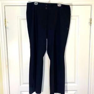 Ladie's Black Laura Pants  18